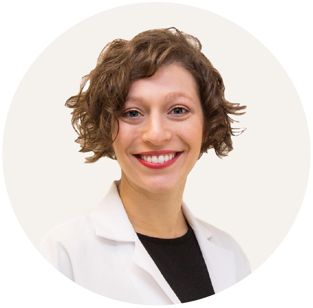 headshot of Dr. Meredith Kapner